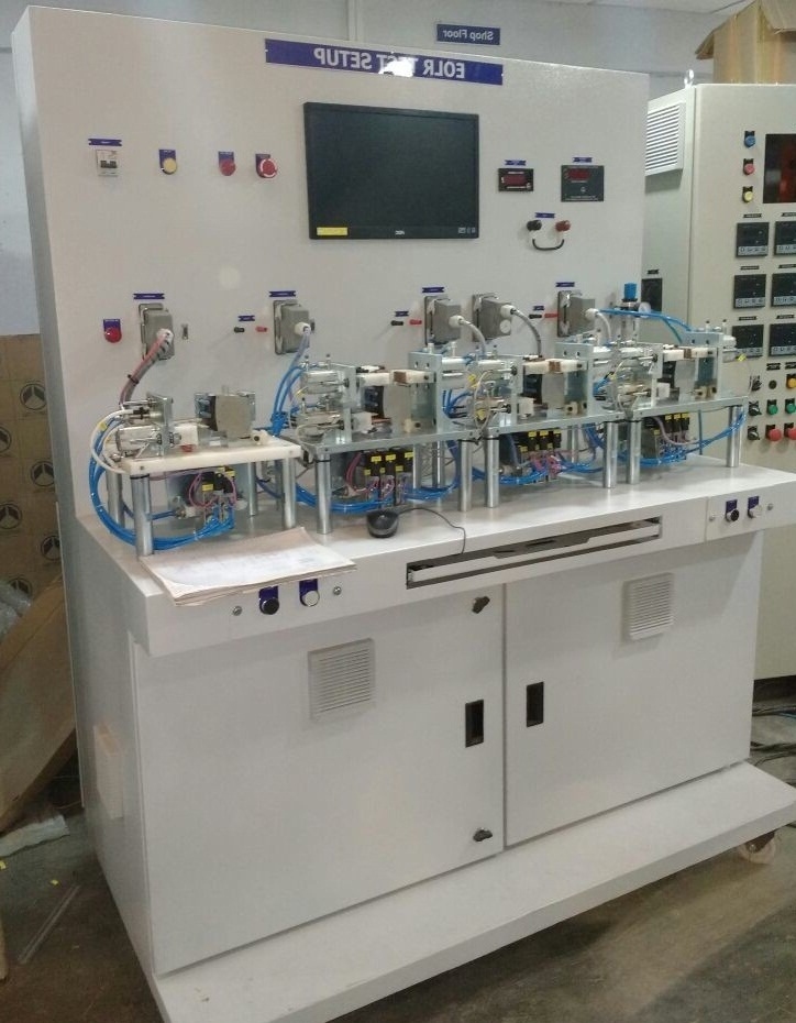 Overload Relay Test Bench