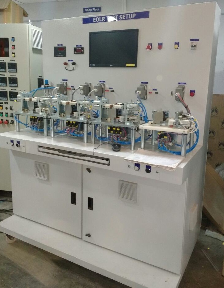 Contactor Test Bench IEC 60947
