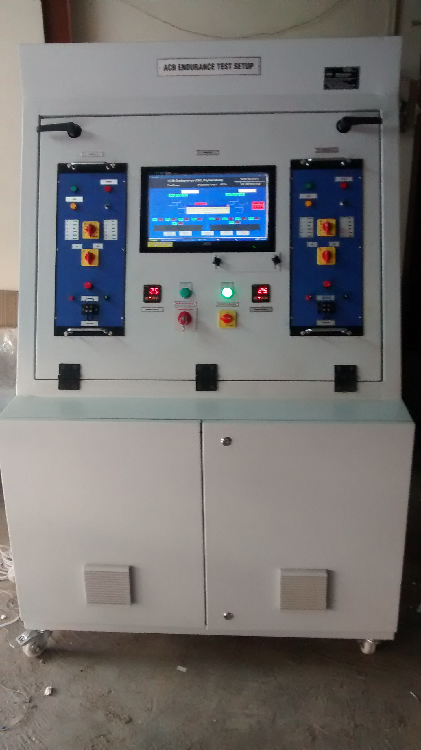 ACB (Air Circuit Breaker) Analyzer